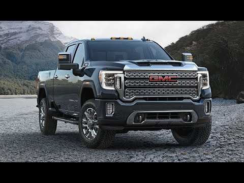 2020 GMC Sierra Heavy Duty Reveal
