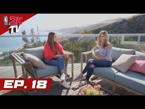 Linda Lind & 2KTV All-Star Draft + Sim: RAD Vs Ronnie2K - NBA 2KTV S4. Ep.18