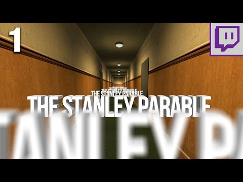 RockLeeSmile Live! - The Stanley Parable (Part 1)