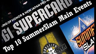 Episode 4 - SummerSlam 2018 Weekend Preview (Podcast Wrestling Society)