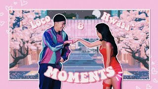 Download lagu Loco and Hwasa Moments