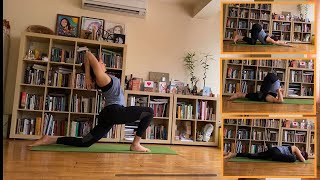 Тренировка по мобилност при стрес и преумора