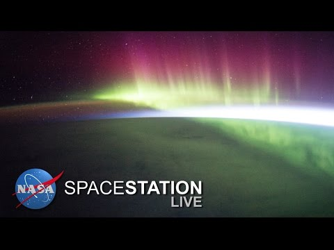 Space Station Live: Windows on Earth