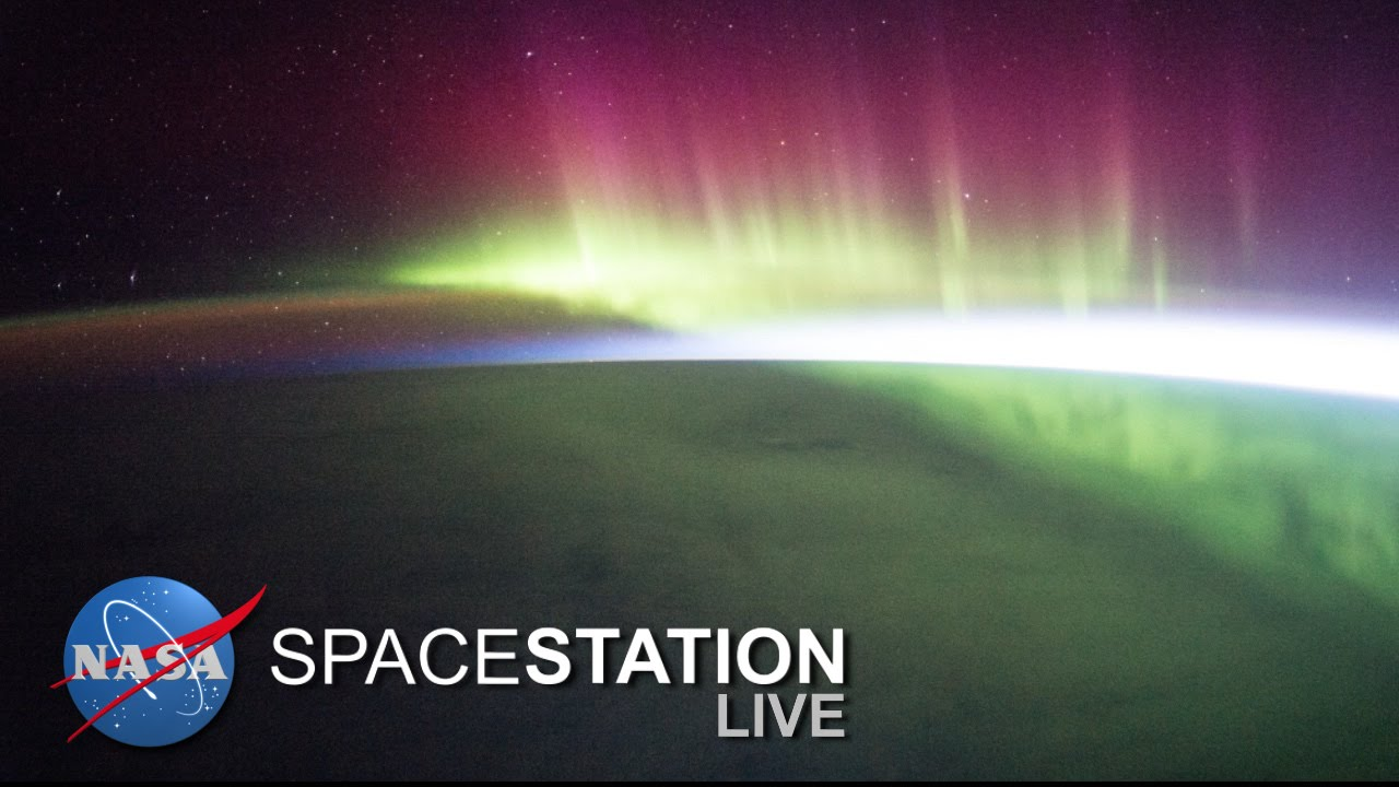 Space Station Live: Windows on Earth - YouTube