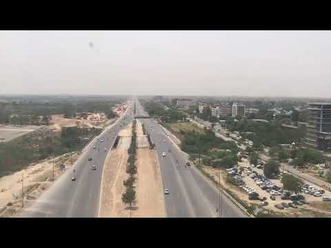 Kashmir highway | flying | Islamabad