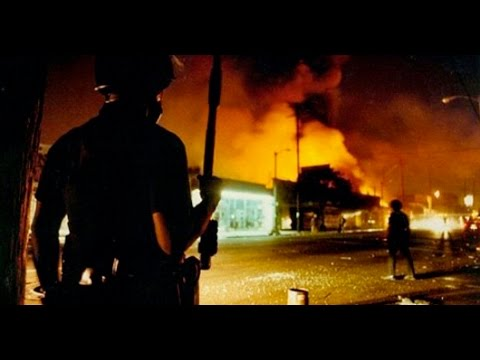 L.A. riots: 25 years later