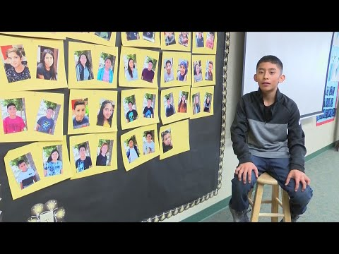 Your Character Matters: Pixley Middle School's Joe Ray Giron