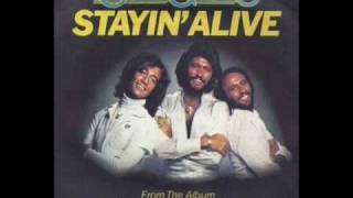 Bee Gees-Stayin