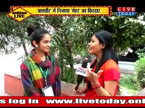 Exclusive Interview Of Actress Anushka Sen