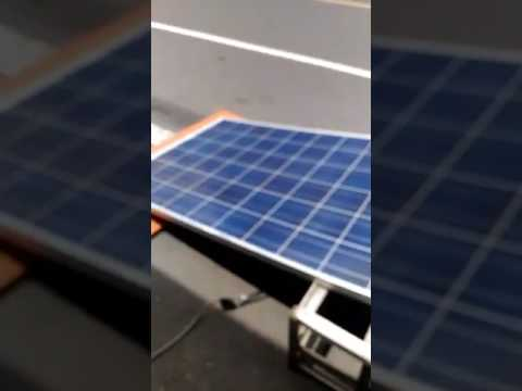 video 1497252593 太陽能板225W功率點側. - YouTube
