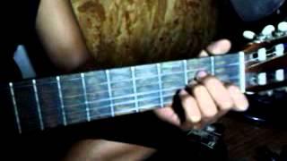 krisdayanti menghitung hari guitar lesson classical-malaysia