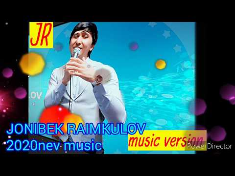Jonibek Raimkulov - Jolimi   Жонибек Раимкулов - жолими (music version) 2020