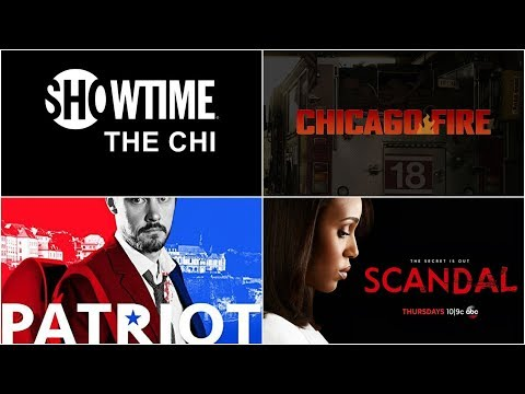 Talkin TV with Producers from PATRIOT, THIS IS US, THE CHI, SCANDAL, CSI