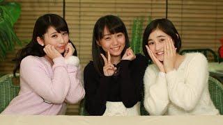 今回のMCはスマイレージの福田花音、室田瑞希、佐々木莉佳子の3人! 先...