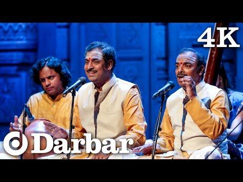 Uplifting Carnatic Vocals | Thillana In Raga Rageshwari | Malladi Brothers | Music Of India