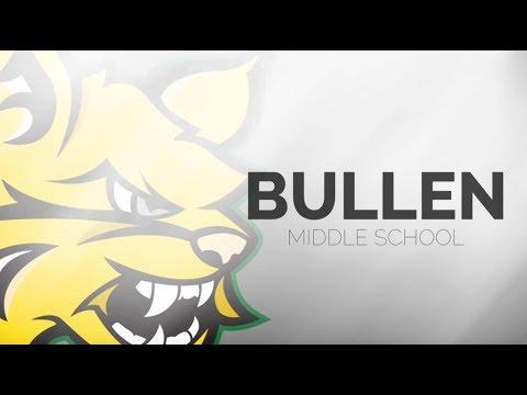 Bullen Middle School promo 2018