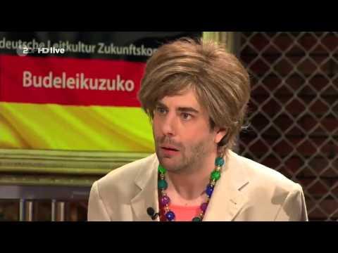 """ZDF, Die Anstalt: """"Deutsche Leitkultur"""""""
