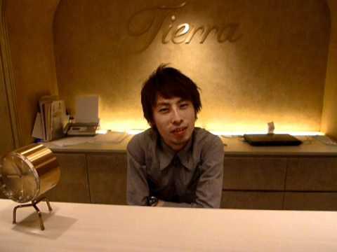 Tierra Ryousuke Takeda interview