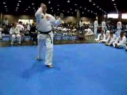 ITA Birmingham Tourney 2007 Brown Belt Form