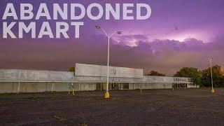 Creepy 1990's Abandoned Kmart Store