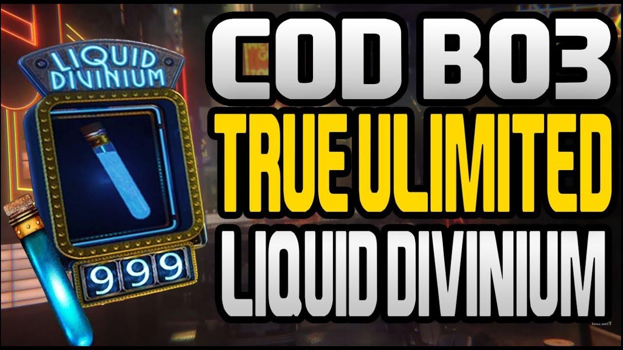 Xbox One - PS4 - True Unlimited Liquid Divinium | Page 8 | Se7enSins