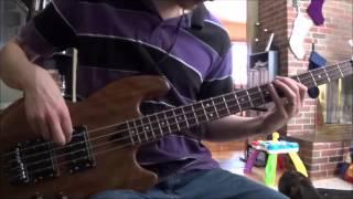 RHCP - Apache Rose Peacock Bass Cover