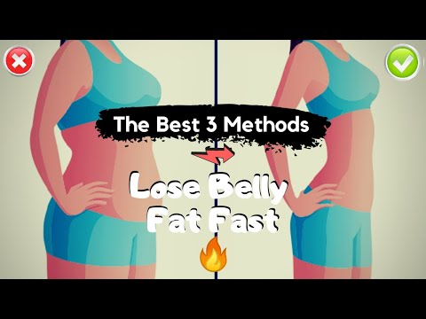 How To Lose Belly Fat Fast For Teenagers – The Best 3 Methods Lose Belly Fat Fast