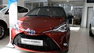2018 New Toyota Yaris Hybrid Exterior and Interior