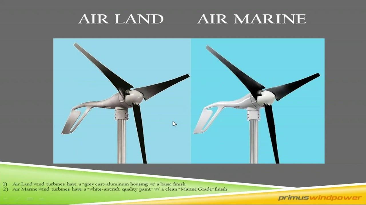 Primus Windpower Air 30 12v 1-AR30-10-12