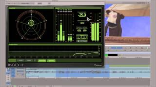 Loudness Metering in Media Composer 7 | iZotope Insight