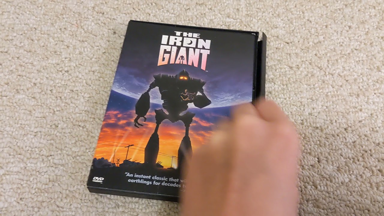 Download The Iron Giant 1999 DVD Review
