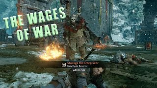 The Wages Of War Shadow Of War