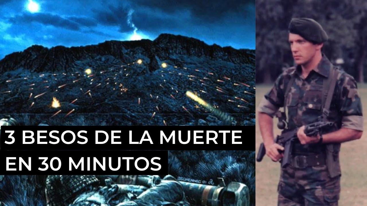 Malvinas | 3 Besos de la Muerte en 30 Minutos