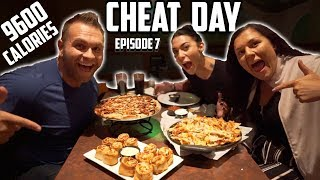 Casual Cheat Day 7 | Cheat Day | Johnny The Food Junkie