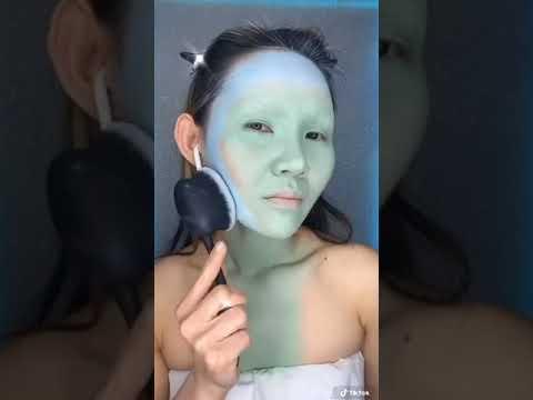 Mermaid Tiktok Makeup Tutorial & Storytime