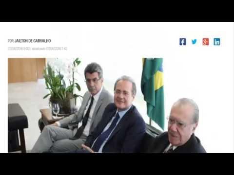Janot pede a prisão de Renan Calheiros, José Sarney e Romero Jucá