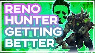 Hearthstone: Reno Hunter is Slowly Getting Better