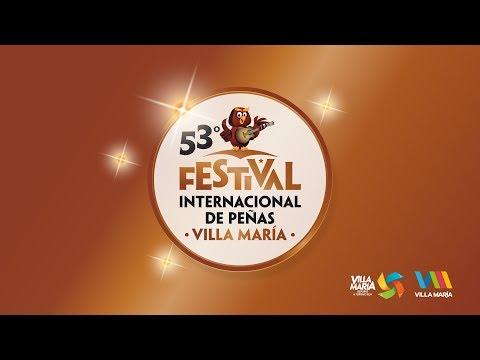 EN VIVO - 53º edición del Festival Internacional de Peñas.