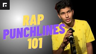 BASICS OF RAP PUNCHLINES EXPLAINED || WHAT ARE PUNCHLINES?(Live stream highlights)