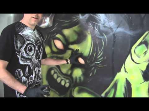 How To Learn Graffiti Art