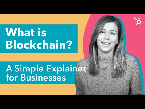 What Is Blockchain? A Simple Explainer for Businesses
