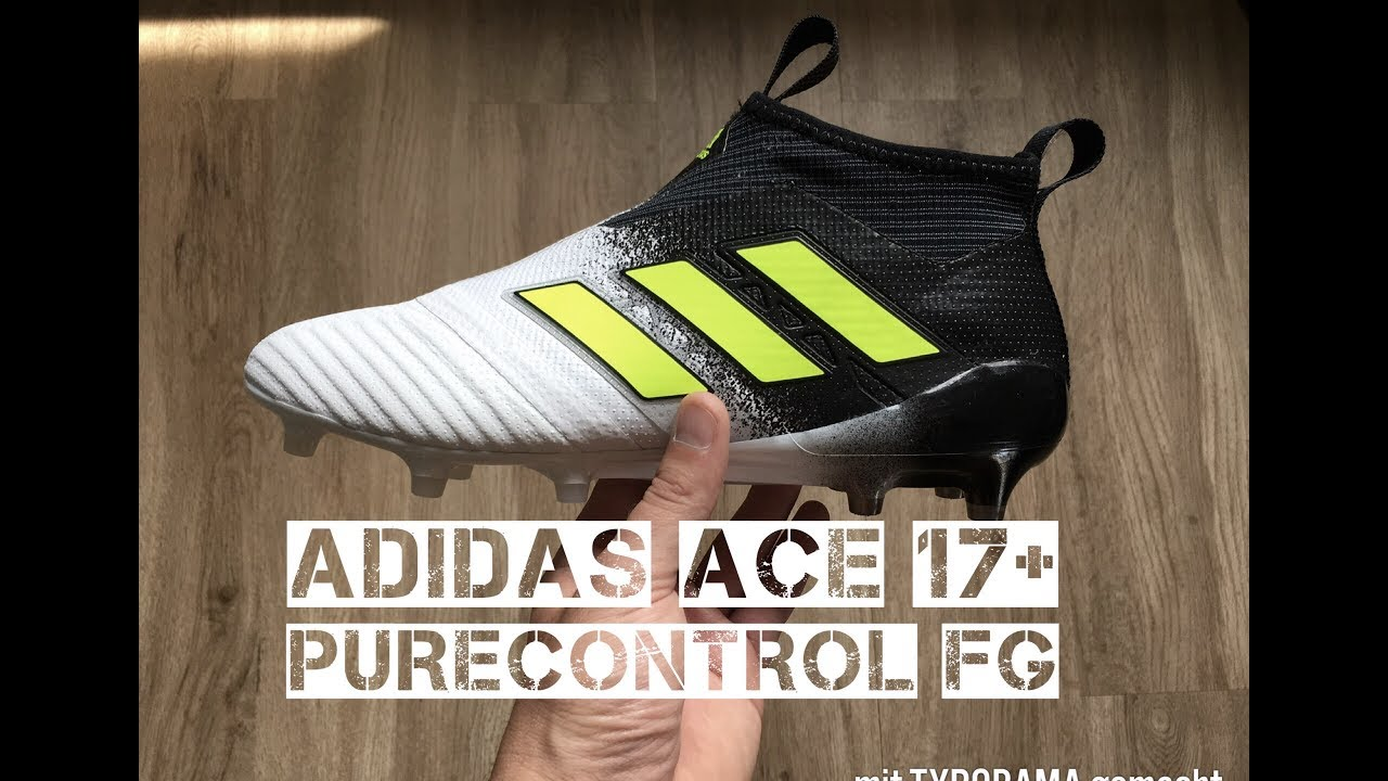 adidas pure control unboxing