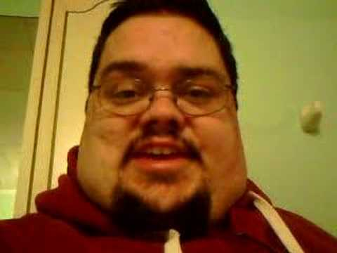 ugly guy pic boring ugly fat man blogging youtube 7173