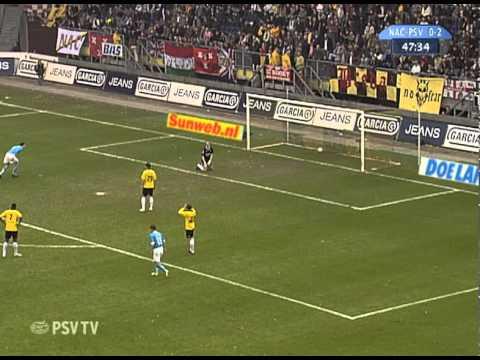 NAC Breda - PSV (16 april 2006): 2-6