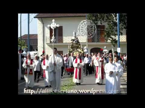 Processione San Sisto 11 Agosto 2010 mattino