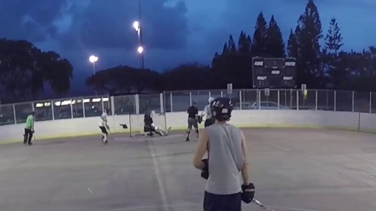 West Hawaii Hockey Best Moments 5