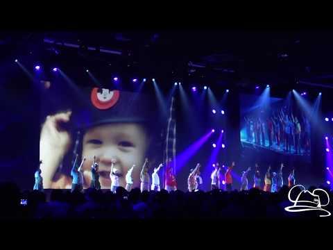 Full Walt Disney Parks and Resorts Panel - 2017 D23 Expo