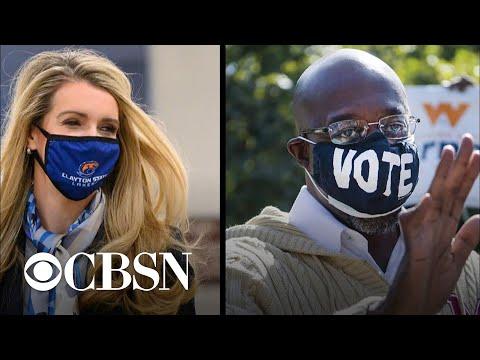 President Trump and President-elect Biden to throw their weight behind Georgia Senate candidates