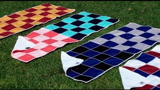 MG Golf Towels- Next generation Golf Towels
