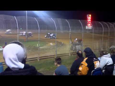 Clyde Martin Speedway 9/13/14 3